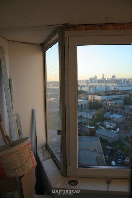 Как исправить косяк с окном? - фото- форум mastergrad.