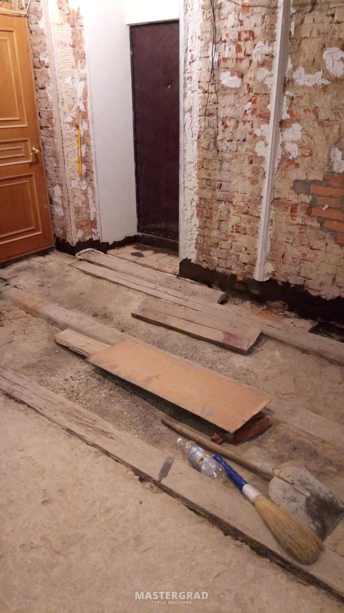 Ремонт в сталинской квартире своими руками 91