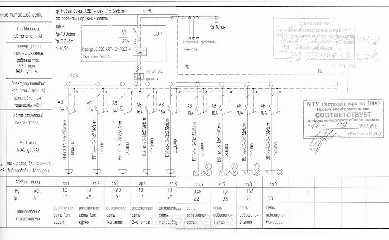 перекидной рубильник обозначение на схемах