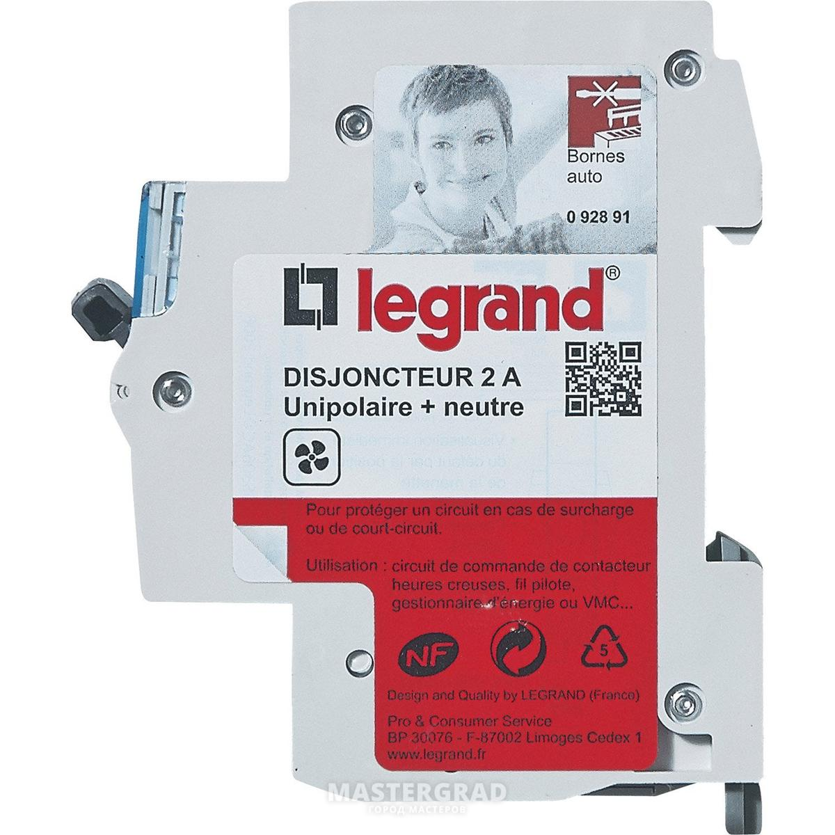 вопрос ответ по модульному оборудованию Legrand фото