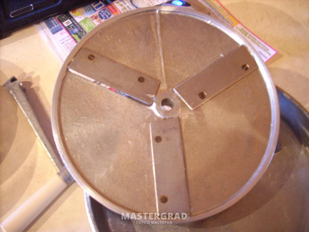 Шинковка для капусты своими руками электрическая фото 964