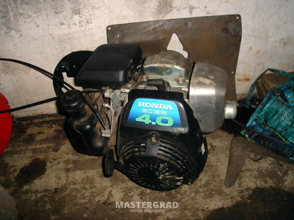 Мотоблок хонда gc 135 ремонт своими руками 73
