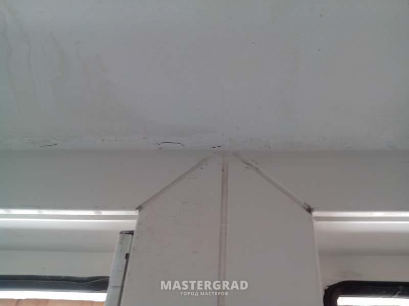 Утепление стены панельного дома гипсокартоном
