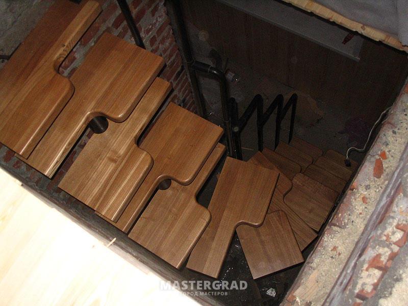 Лестница своими руками шаг за шагом фото 774