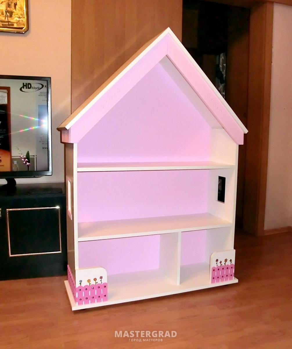 Детские домики для девочек своими руками фото 604