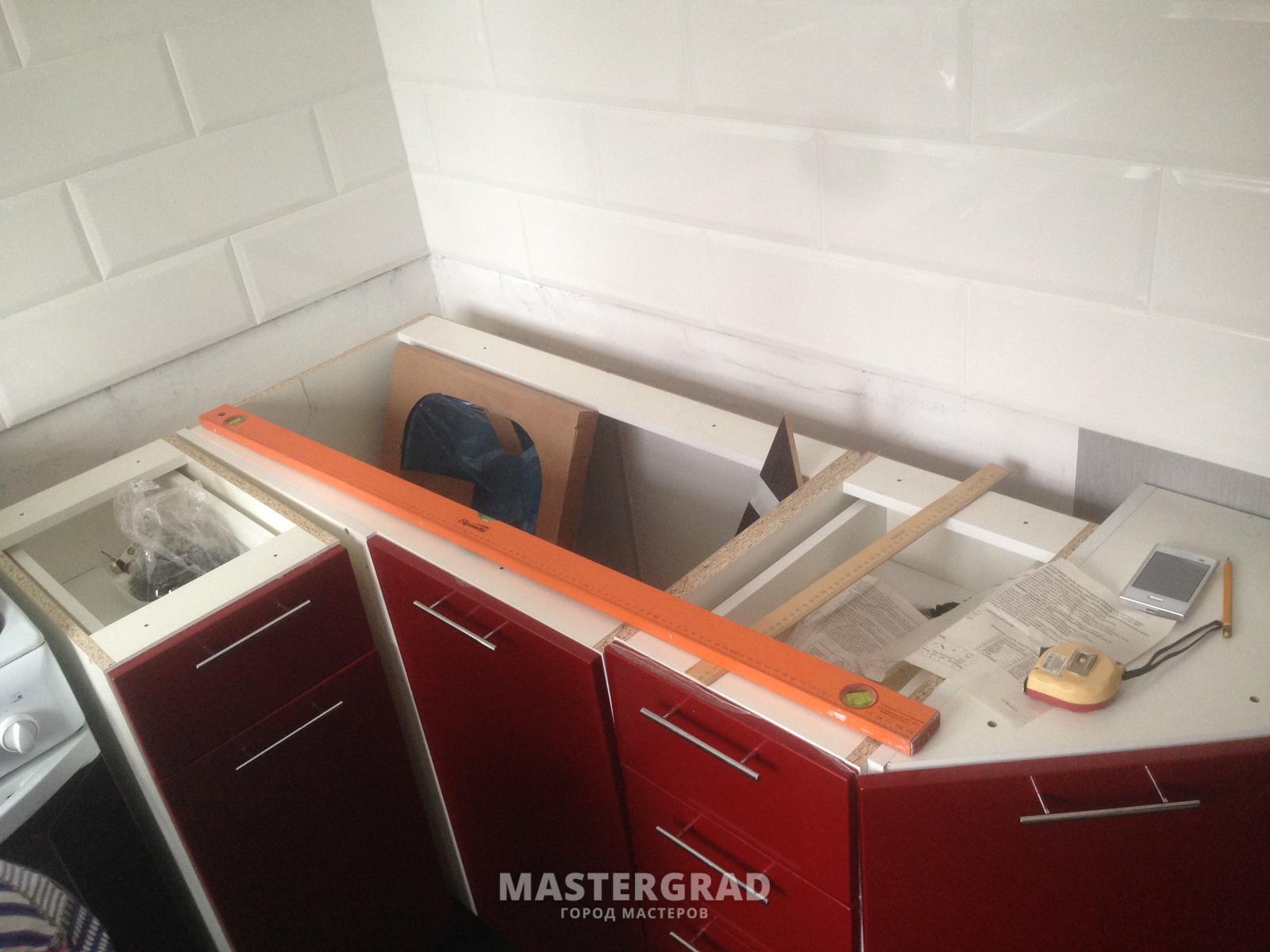 Как сделать угловую кухню своими руками: чертеж, размеры и