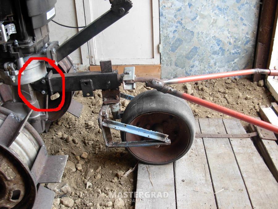 Своими руками ремонт мотокультиватора
