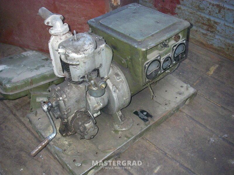 Бензиновые электрогенераторы трехфазный