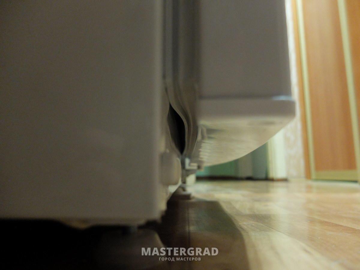 Замена своими руками уплотнителя холодильника стинол 51