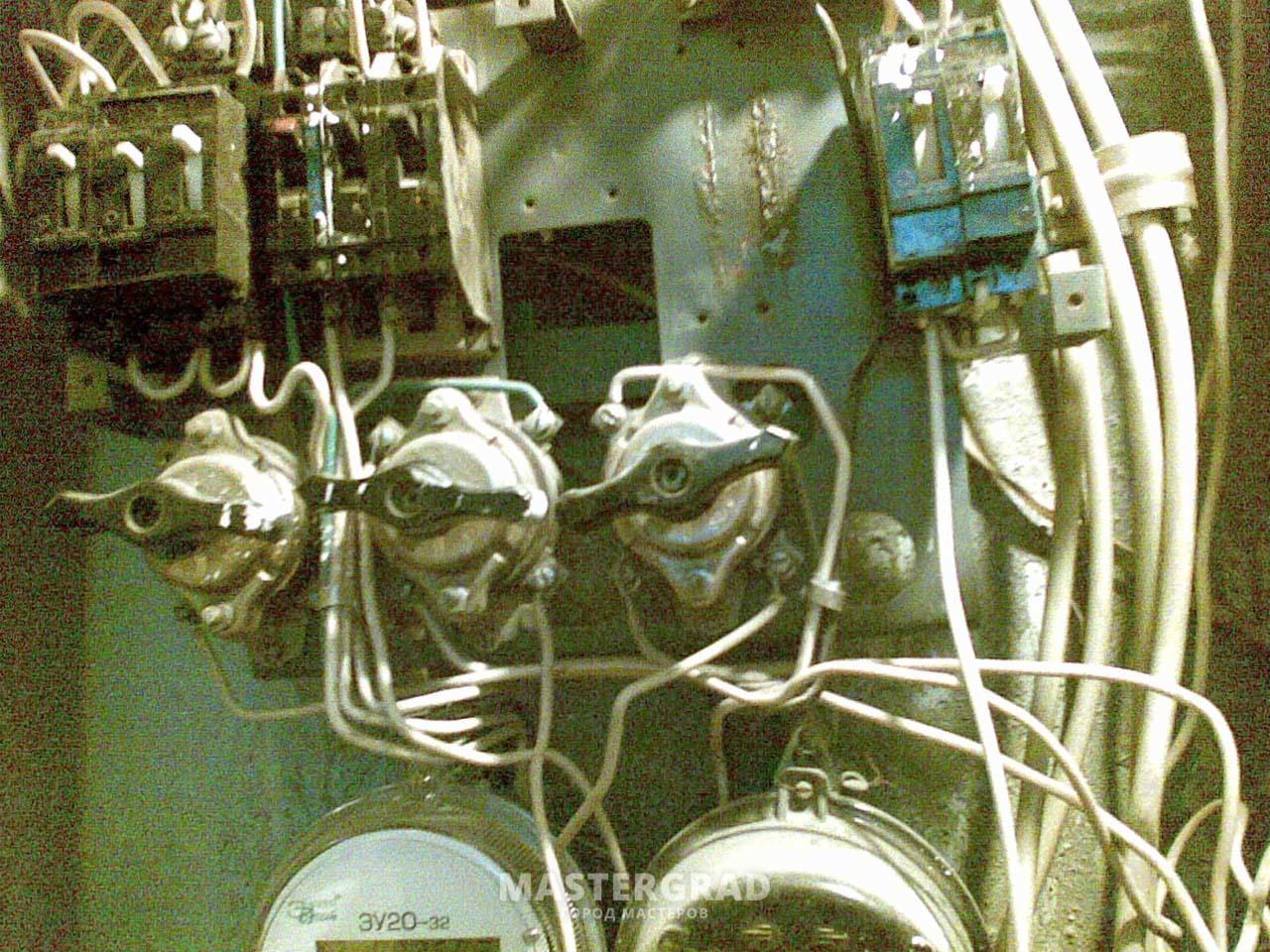 опс-1 класс d 2р иэк, схема подключения.