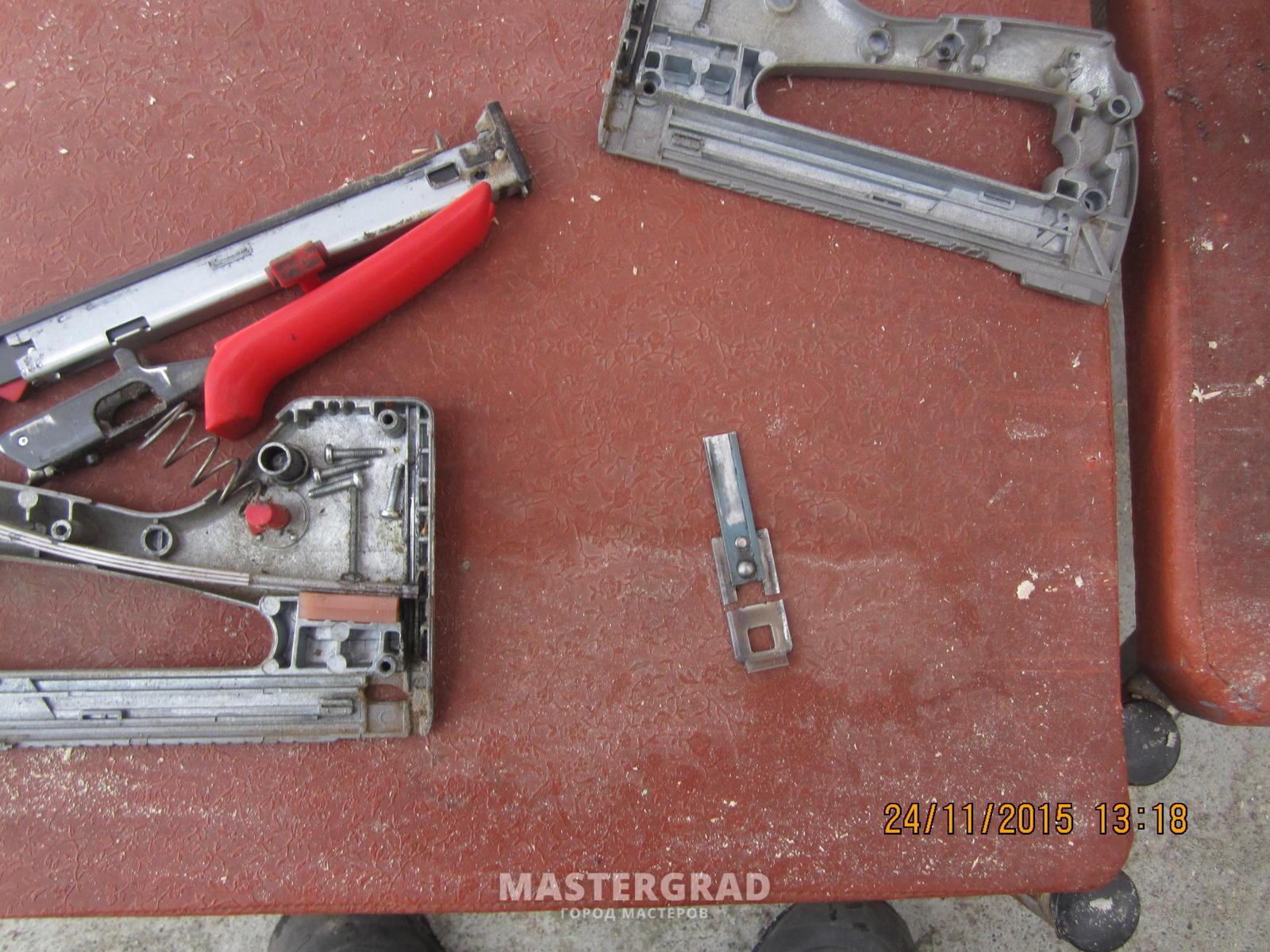 Как починить степлер - m 51