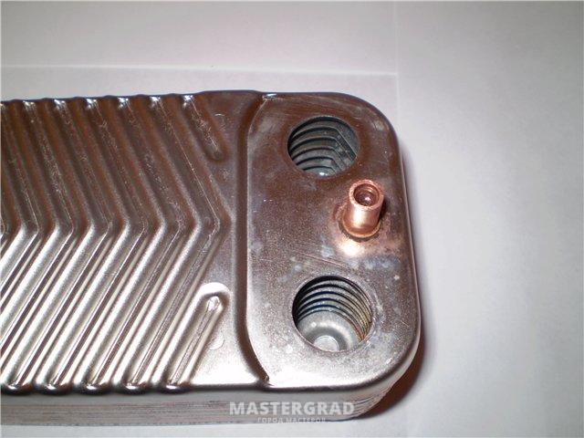 Чем можно теплообменник котла Кожухотрубный испаритель Alfa Laval DM2-419-2 Братск