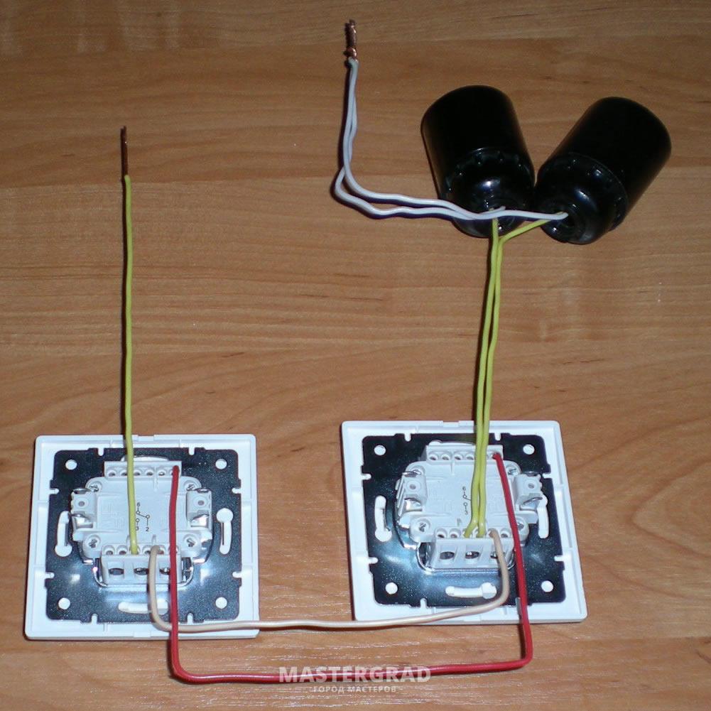 Как из выключателя сделать выключатель