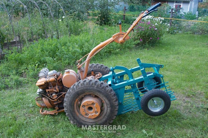 Запчасти для мотоблоков и мини-тракторов МТЗ.