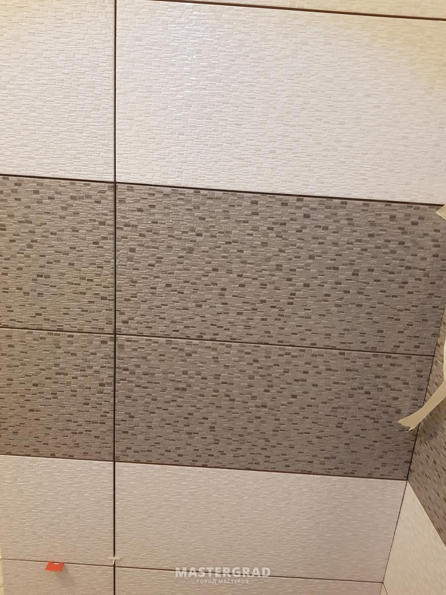 Как выбрать цвет затирки к белой плитке