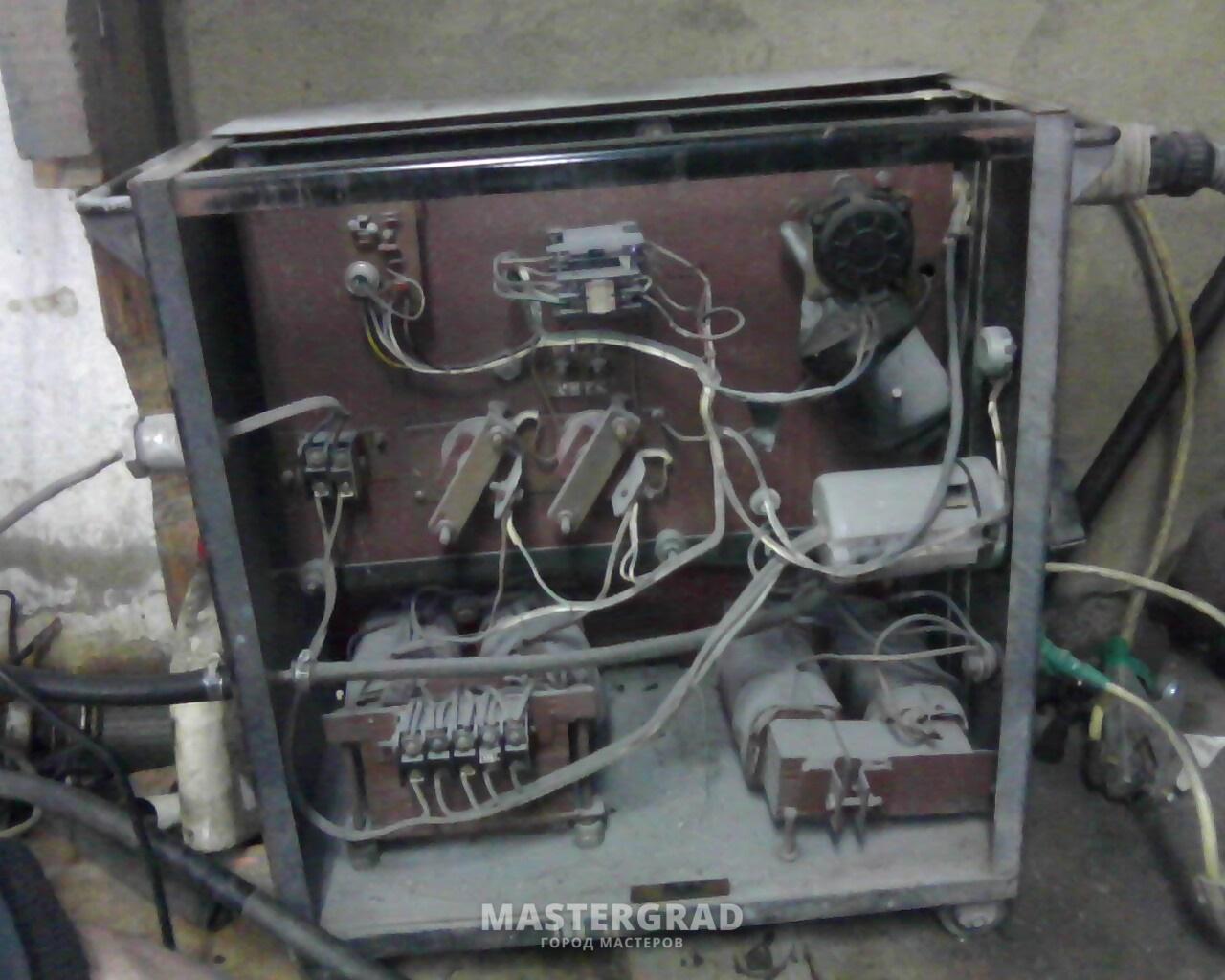 электросхема сварочного полуавтомата урал спа 175