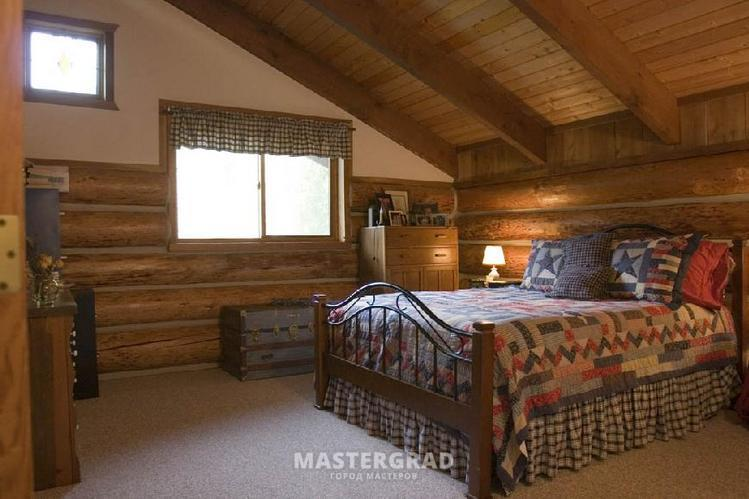 Недорогой деревянный дом своими руками