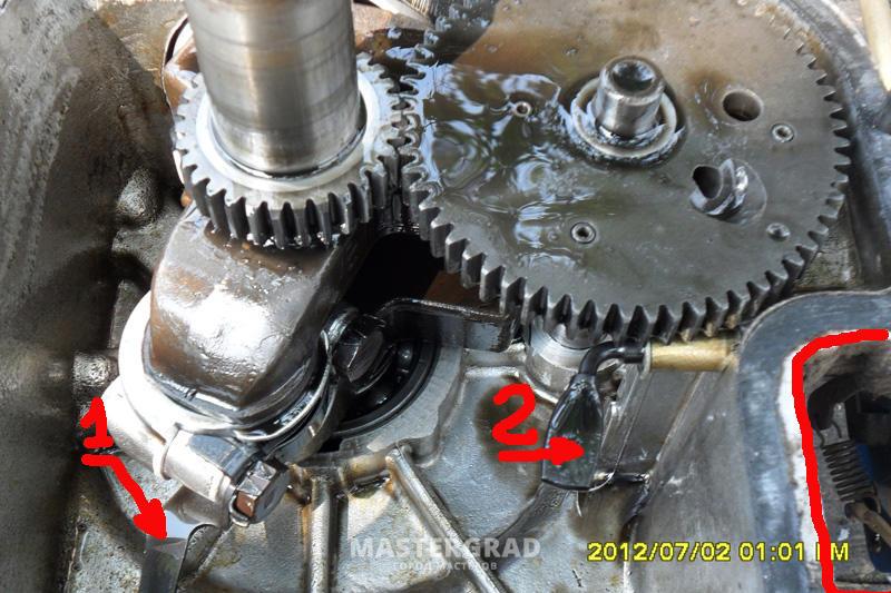 Ремонт двигателя дм 1 01