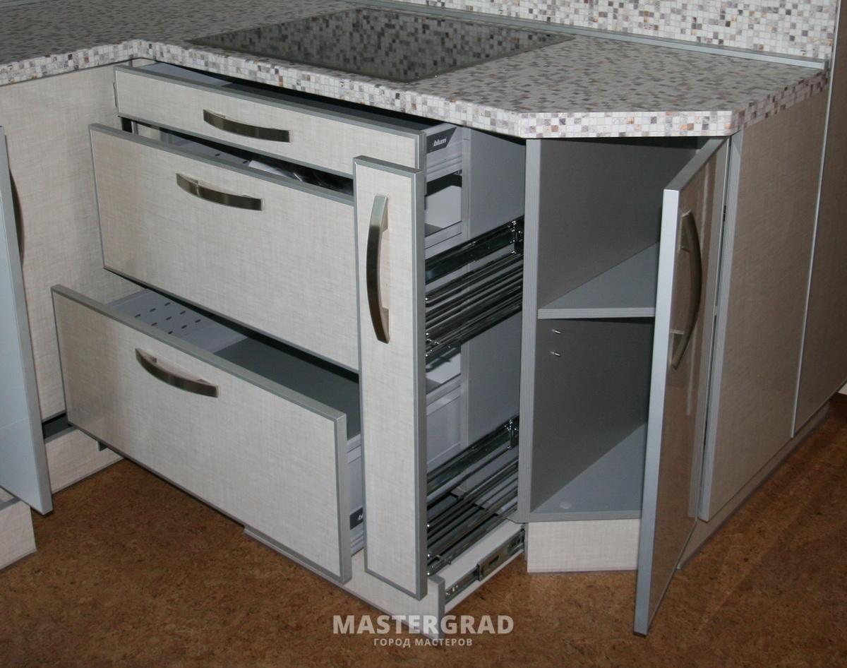 Шкаф для угловой мойки своими руками