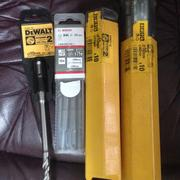 Бур по бетону Sds plus BOSCH & DeWALT