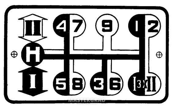 Коробка передач МТЗ-1221. но и