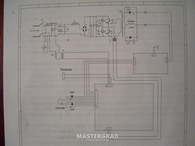 Вот в инструкции есть схема .
