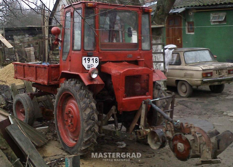 Плуг к трактору Т-16 (шассик) ? - Мотокультиваторы и мини-тракторы ...