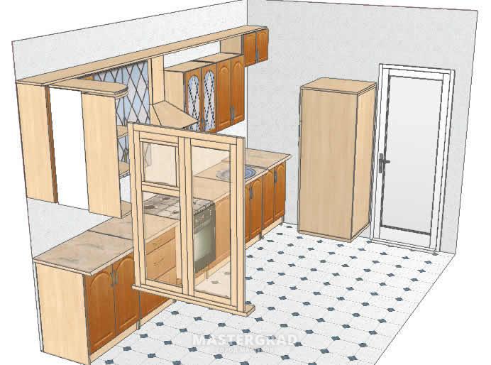 шкаф, который скрывает