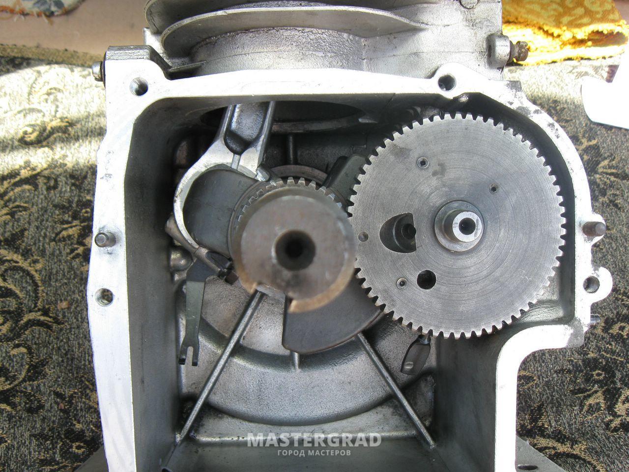 Ремонт двигателя мотоблока мб 1 своими руками