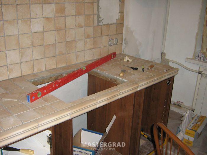 Столешница кухни своими руками