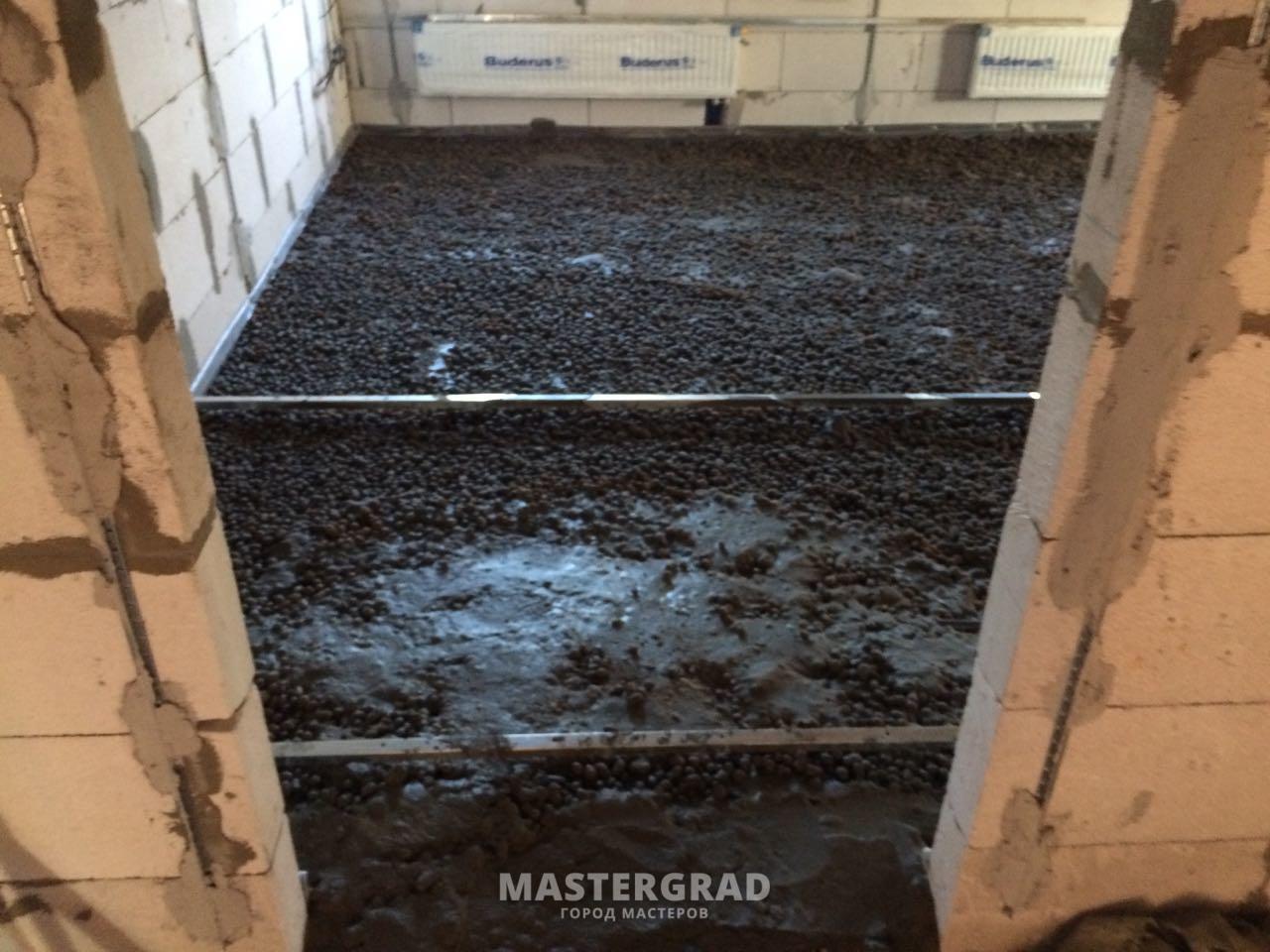 Стяжка из керамзитобетона форум бетон темрюке
