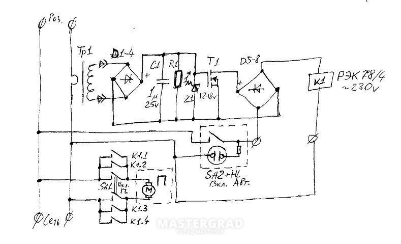 РЭК78) Данная схема
