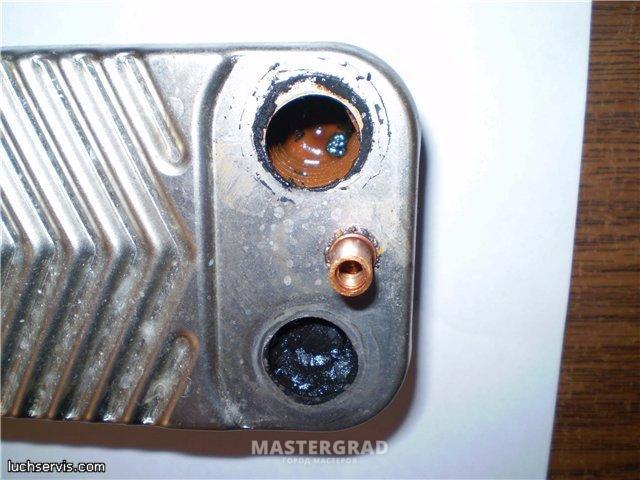Промывка теплообменников газовых котлов своими руками