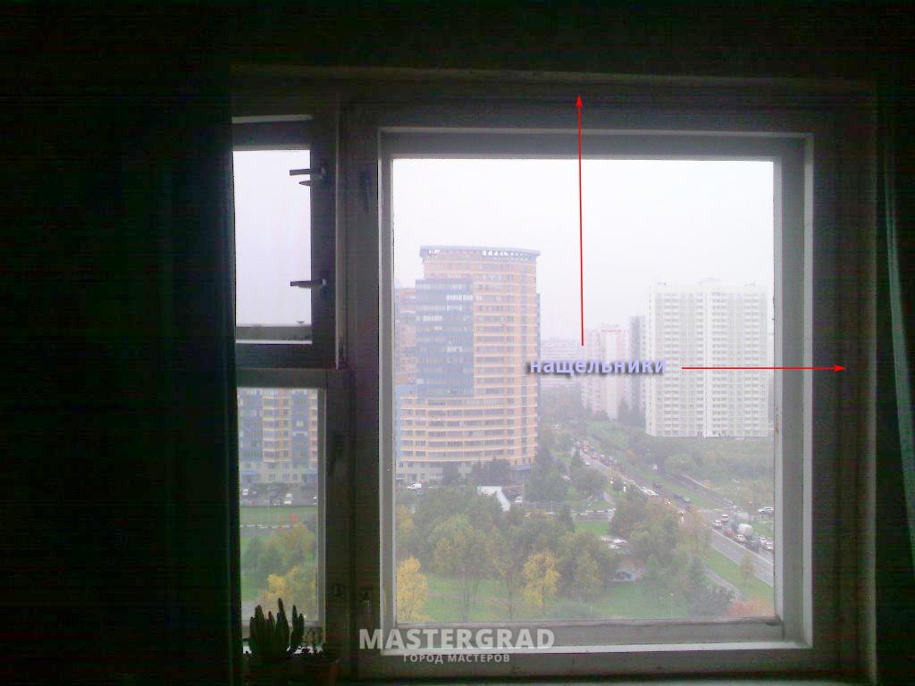 У соседки в окне 11 фотография