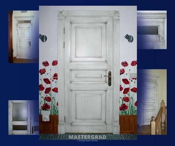 Дизайн дверей фото своими руками