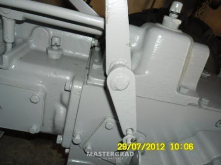 ХТЗ т-012 щупов на коробке
