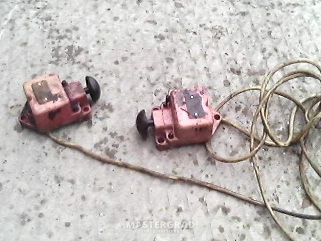 Двигатели ДМ-1Д, ДМ-1К их