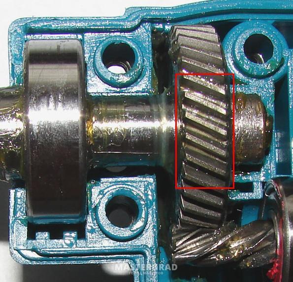 ремонт ударной дрели DWT
