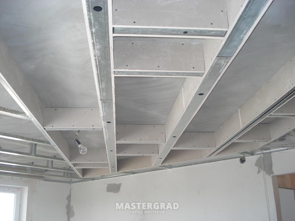 виде потолки гкл балки и ригеля фото лёгкостью